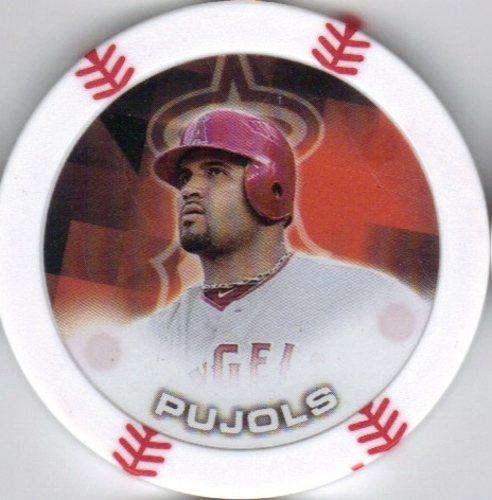 Photo of 2014 Topps Chipz #76 Albert Pujols