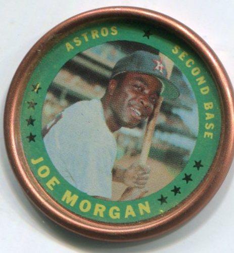 Photo of 1971 Topps Coins #117 Joe Morgan
