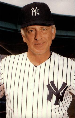 Photo of 1985 Yankees TCMA Postcards #15 Phil Niekro