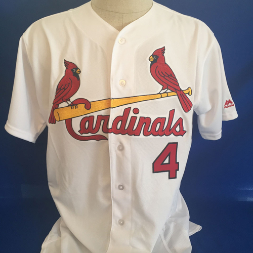 Photo of UMPS CARE AUCTION: Yadier Molina Cardinals Jersey Size 48