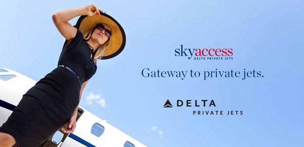 DELTA PRIVATE JETS: SKY ACCESS ONE-YEAR MEMBERSHIP