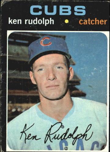 Photo of 1971 Topps #472 Ken Rudolph