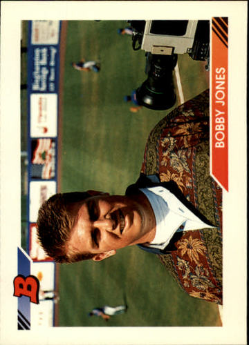 Photo of 1992 Bowman #389 Bobby Jones RC