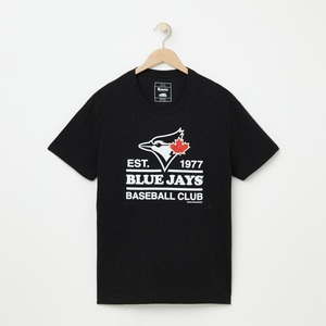 Toronto Blue Jays Cooper T-Shirt Dark Grey by Roots