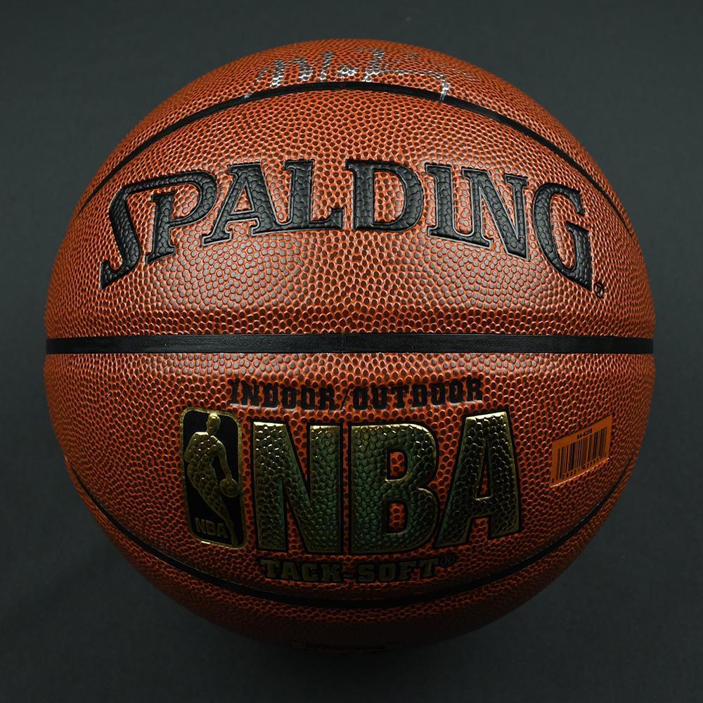 Markelle Fultz - Philadelphia 76ers - 2017 NBA Draft - Autographed Basketball