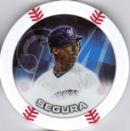 Photo of 2014 Topps Chipz #87 Jean Segura