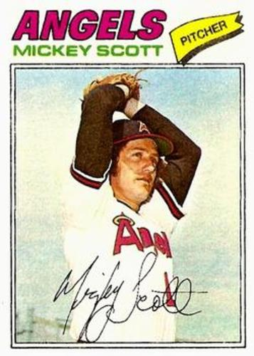 Photo of 1977 Topps #401 Mickey Scott