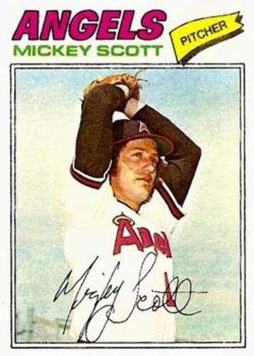 Photo of 1977 Topps #401 Mickey Scott