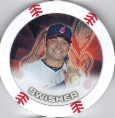 Photo of 2014 Topps Chipz #90 Nick Swisher