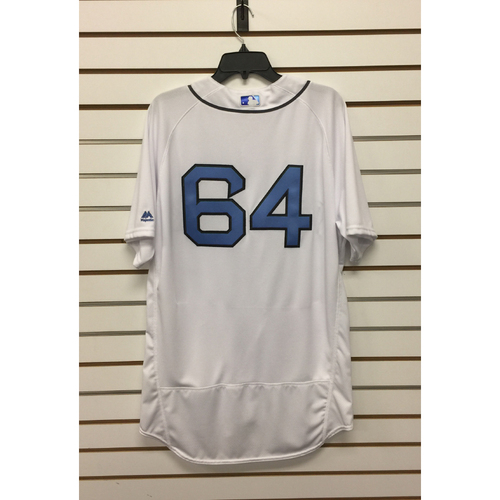 Photo of #64 Team-Issued 2016 Father's Day Home Jersey