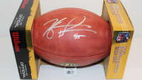 NFL - BILLS KYLE WILLIAMS SIGNED AUTHENTIC FOOTBALL