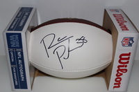 CHIEFS - RON PARKER SIGNED PANEL BALL