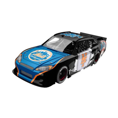 Photo of UMPS CARE AUCTION: New York Mets Lionel Racing MLB 1:24 Scale Stock Car
