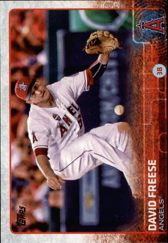 Photo of 2015 Topps #610 David Freese
