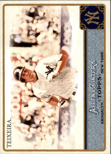 Photo of 2011 Topps Allen and Ginter #230 Mark Teixeira