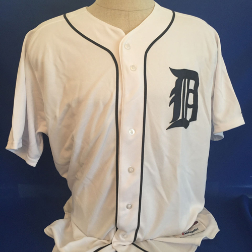 Photo of UMPS CARE AUCTION: Miguel Cabrera Tigers Jersey Size 52