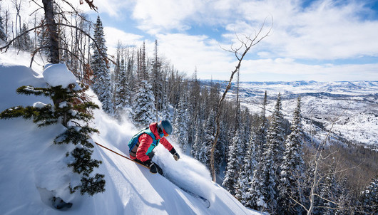 4-NIGHT 3-DAY SKI VACATION TO STEAMBOAT SPRINGS, COLORADO (2 GUESTS)