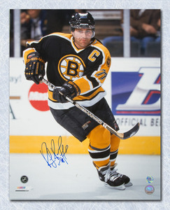 Ray Bourque Boston Bruins Autographed Captain 16x20 Photo