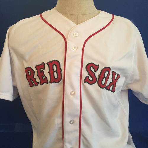 Photo of UMPS CARE AUCTION: David Price Red Sox Jersey Size  48