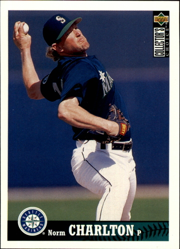 Photo of 1997 Collector's Choice #234 Norm Charlton