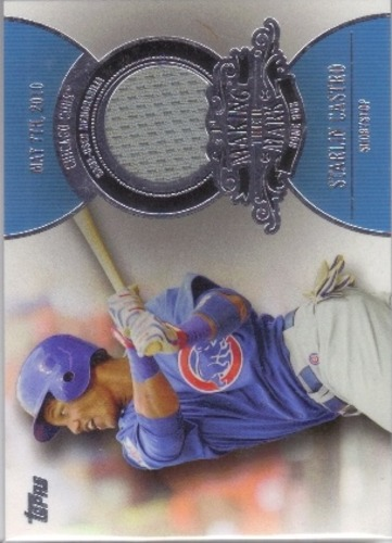 Photo of 2013 Topps Making Their Mark Relics #SC Starlin Castro
