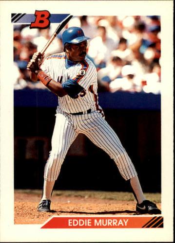 Photo of 1992 Bowman #433 Eddie Murray