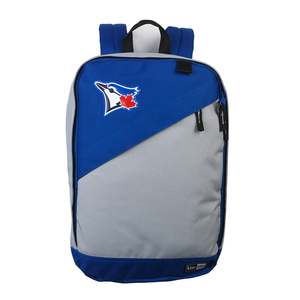 Toronto Blue Jays Sport Bevel Split Backpack by New Era
