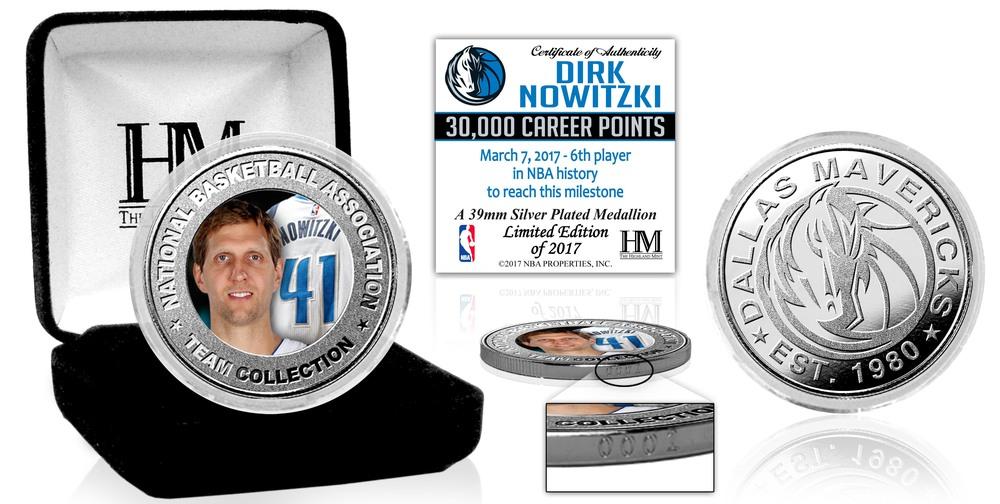 Serial #1! Dirk Nowitzki