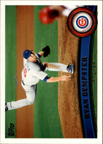 Photo of 2011 Topps #38 Ryan Dempster