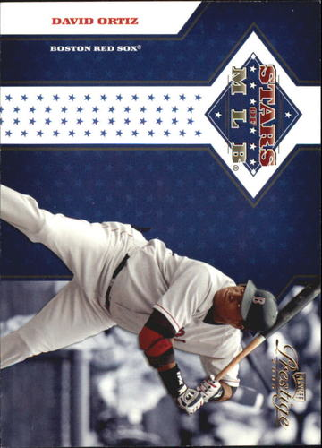 Photo of 2005 Playoff Prestige Stars of MLB #9 David Ortiz