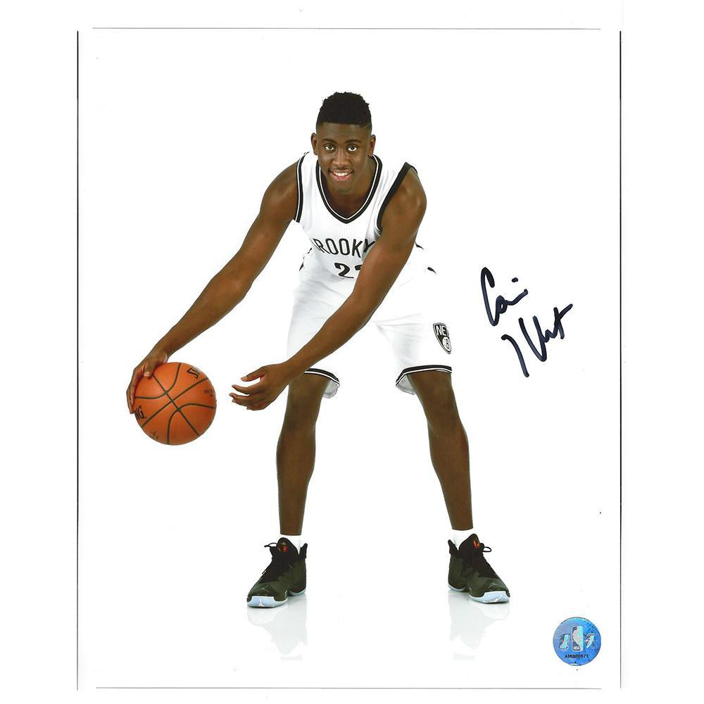 Caris LeVert - Brooklyn Nets - 2016 NBA Draft - Autographed Photo