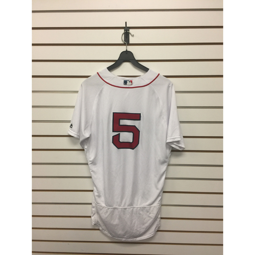 Photo of Tzu Wei Lin Game-Used September 27, 2017 Home Jersey