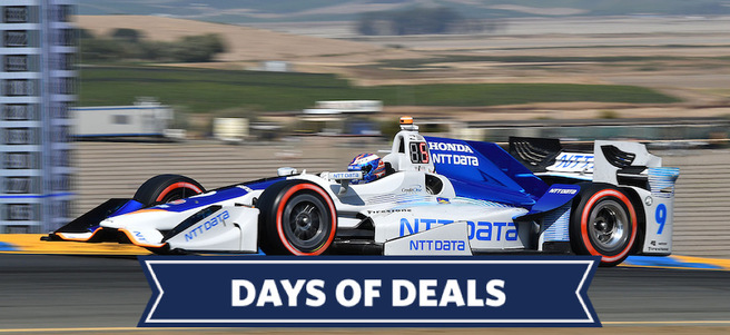 INDYCAR EXPERIENCE & PHOTO WITH CHAMPION DRIVER AT SONOMA RACEWAY - PACKAGE 2 of 3