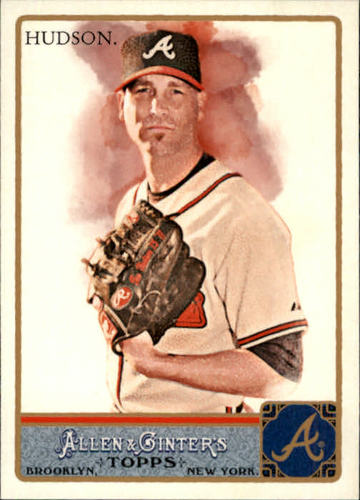 Photo of 2011 Topps Allen and Ginter #259 Tim Hudson