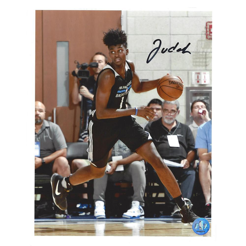 Jonathan Isaac - Orlando Magic - 2017 NBA Draft - Autographed Photo