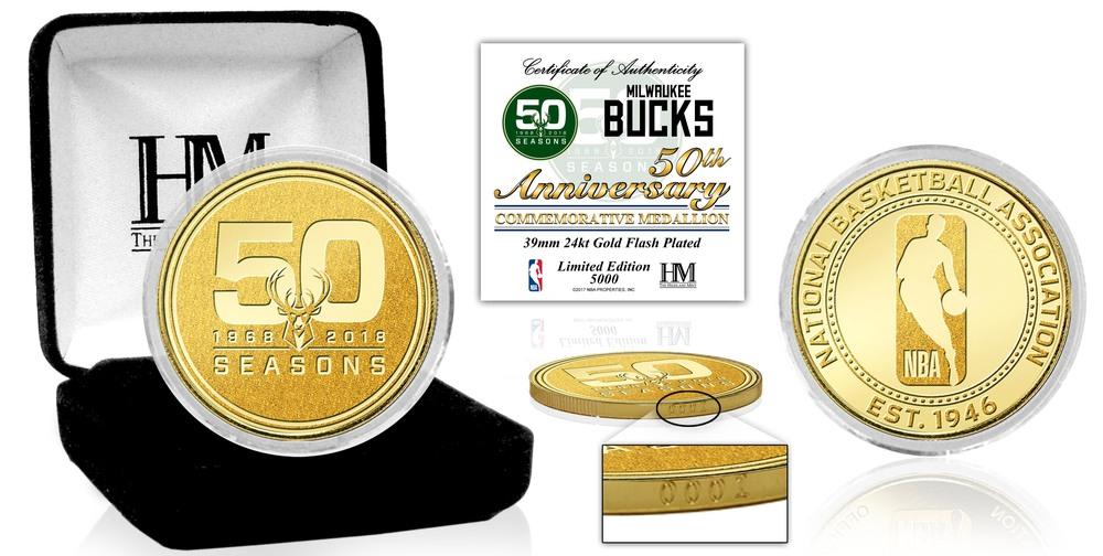 Serial #1! Milwaukee Bucks