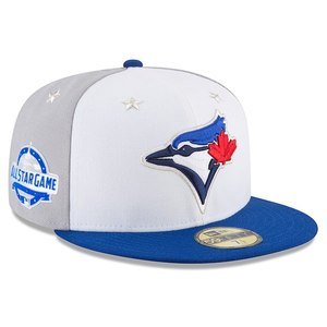 Toronto Blue Jays Authentic Collection 2018 All Star Game Cap With Patch by New Era