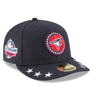 Toronto Blue Jays  2018 All Star Stretch Cap by New Era
