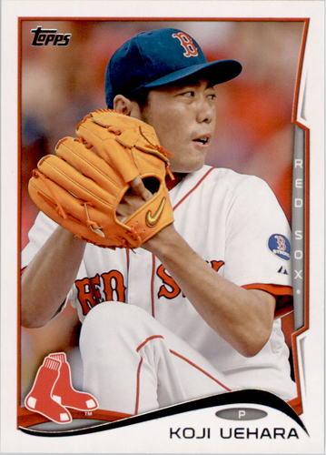Photo of 2014 Topps #426 Koji Uehara