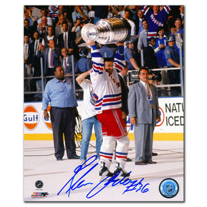 Glenn Anderson New York Rangers 1994 Cup Autographed 8x10