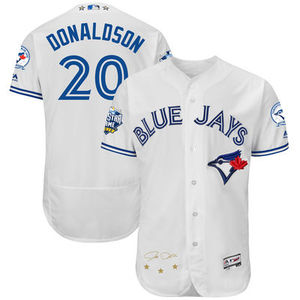 2016 Authentic All-Star Game Josh Donaldson Jersey by Majestic