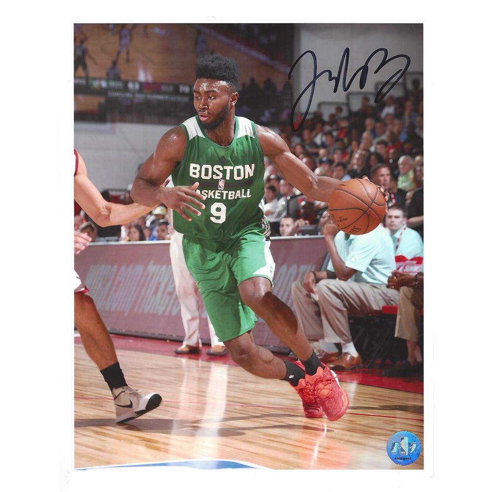 Jaylen Brown - Boston Celtics - 2016 NBA Draft - Autographed Photo