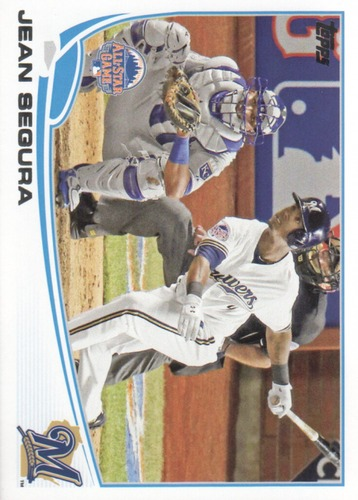 Photo of 2013 Topps Update #US214 Jean Segura