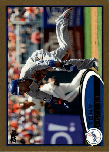 Photo of 2012 Topps Gold #284 Tony Gwynn