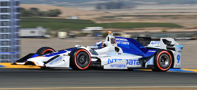 INDYCAR EXPERIENCE & PHOTO WITH CHAMPION DRIVER AT SONOMA RACEWAY - PACKAGE 3 of 3