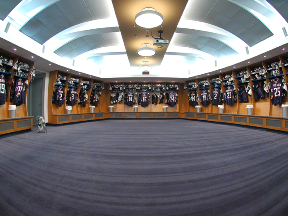 Edmonton Oilers Guided Locker Room Tour For 10 People