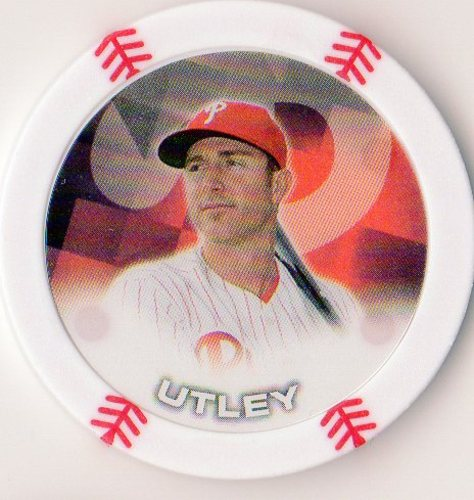 Photo of 2014 Topps Chipz #94 Chase Utley