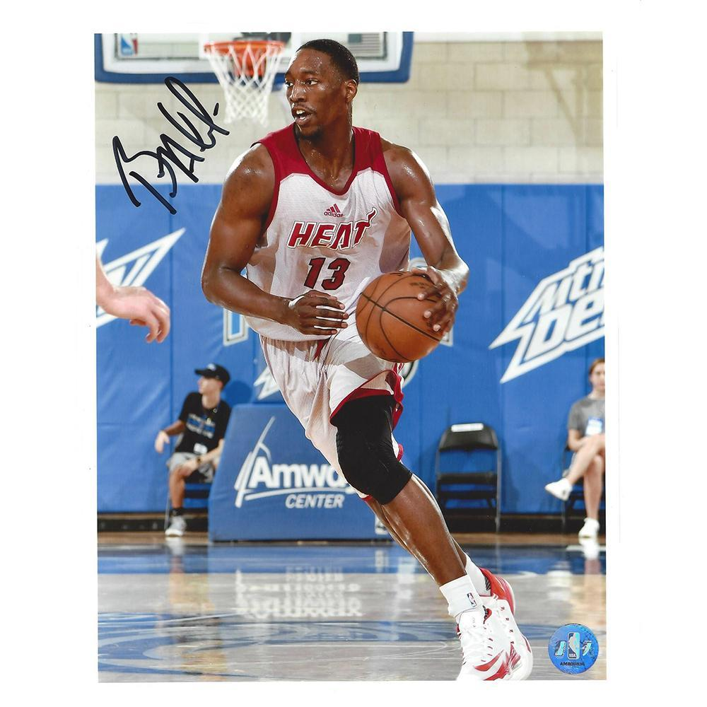 Bam Adebayo - Miami Heat - 2017 NBA Draft - Autographed Photo
