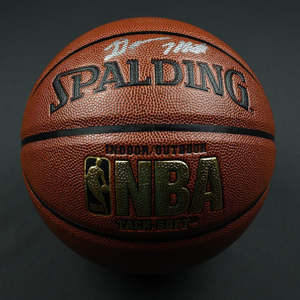 Donovan Mitchell - Utah Jazz - 2017 NBA Draft - Autographed Basketball