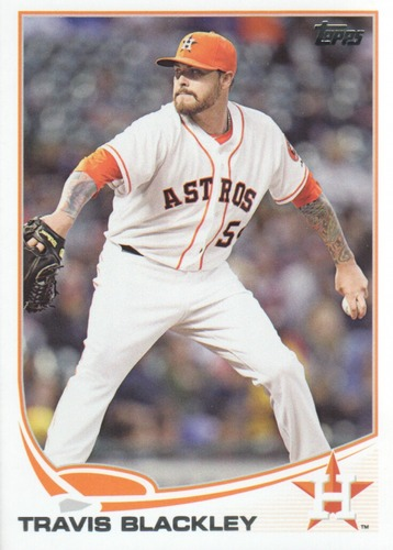 Photo of 2013 Topps Update #US215 Travis Blackley